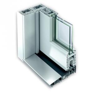 Металлопластиковое окно Corona EasySlide CT70