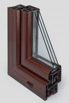 Металлопластиковое окно Rehau Brilliant