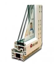 Металлопластиковое окно Rehau Intelio