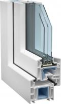 Металлопластиковое окно VEKA Softline 70