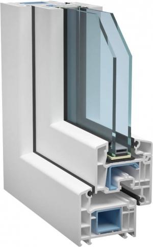 Металлопластиковое окно VEKA Proline 70